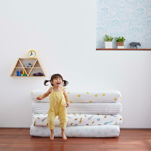 Brooklinen launches kid-sized sheets for all those hip, urban babies | DeviceDaily.com