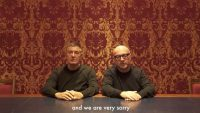 Dolce & Gabbana apologize (sort of) to China for racist chopstick ads