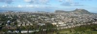 Edinburgh the most desirable city to live in the UK