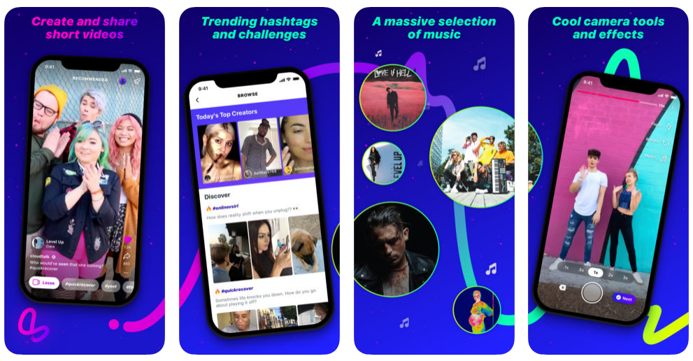 Facebook debuts Lasso, a TikTok-style video app aimed at teens | DeviceDaily.com