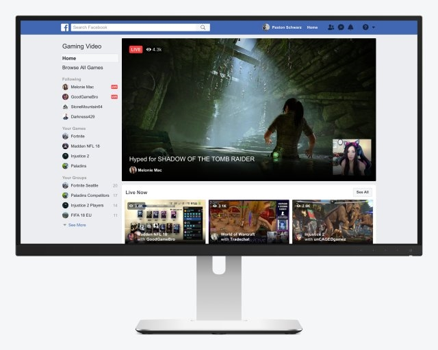 Facebook's Level Up is available for game streamers in 21 countries | DeviceDaily.com
