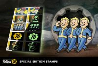 'Fallout 76' gets glow-in-the-dark postage stamps in the UK and Europe