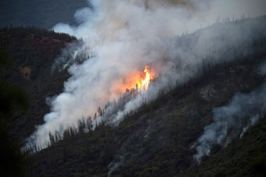 Federal climate change study says US at risk of 'substantial damages'