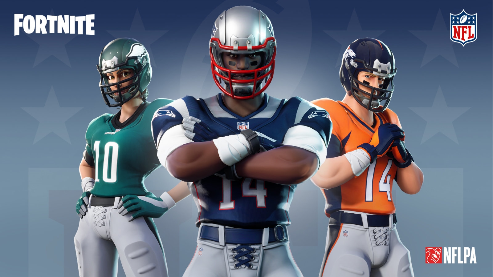'Fortnite' is adding NFL team jerseys, emotes and more | DeviceDaily.com