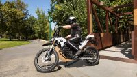 From Zero to sixty: How an electric motorcycle startup is winning over police departments