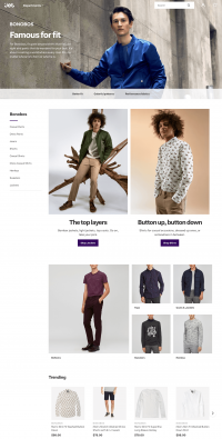 Jet.com lures Nike and Bonobos, launches custom brand 'shops' on the marketplace