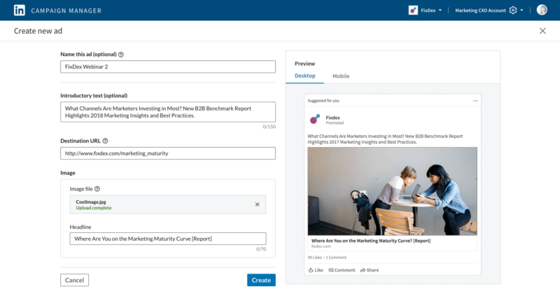LinkedIn reorients Campaign Manager with objective-based campaign workflow | DeviceDaily.com