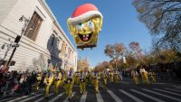 NYC is prepping for a freezing Thanksgiving: How will that affect the floats?