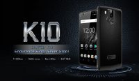 OUKITEL K10's Huge 11000mAh Battery Can Be Charged in Just 170 Minutes!