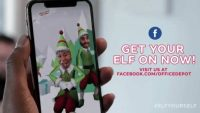 Office Depot launches first holiday-themed AR ad on Facebook for 'Elf Yourself'