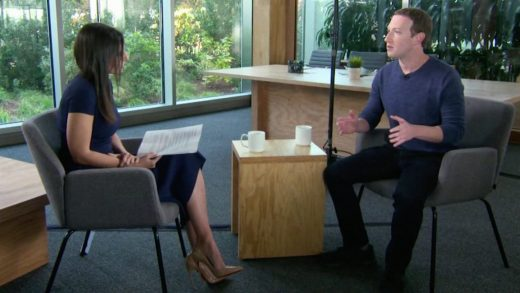 On CNN, Mark Zuckerberg scrambles to rebuild trust