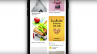 Pinterest's new Promoted Carousel ads will display up to 5 swipable images in a single ad