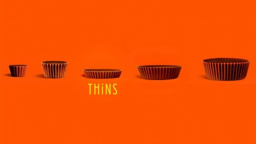 Reese's doesn't care what you think about its thin peanut butter cups