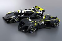 Roborace won't use a fully driverless car for its first season