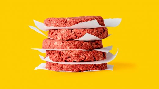 Soon, you'll be able to cook the Impossible Burger at home