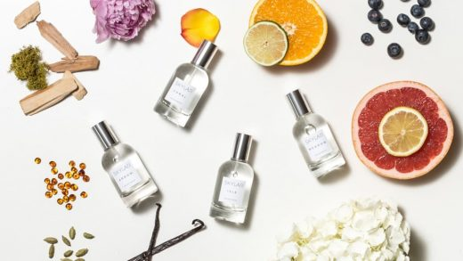 The good scents of clean beauty: Why natural perfumes are all the rage