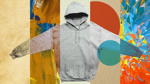 The hoodie: A perfect garment 3,000 years in the making