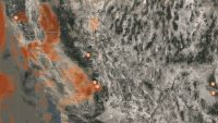These California wildfire maps let you track Woolsey fire and smoke forecasts in real time