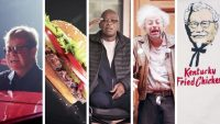 Top 5 ads of the week: Elton John sings for Xmas, KFC's crispy streetwear
