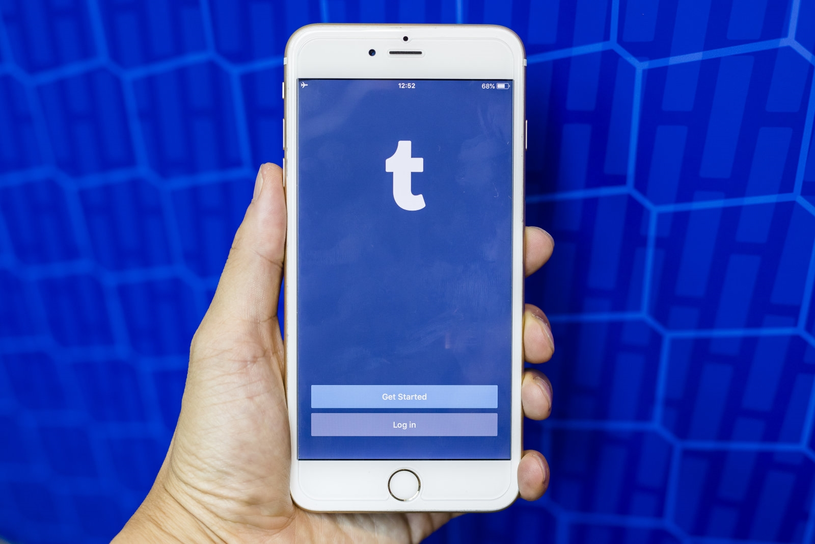 Tumblr for iOS disappears from the App Store | DeviceDaily.com