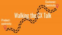Walking the CX talk