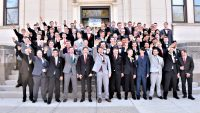 "What this ""Nazi salute"" prom photo says about the adults in the room"