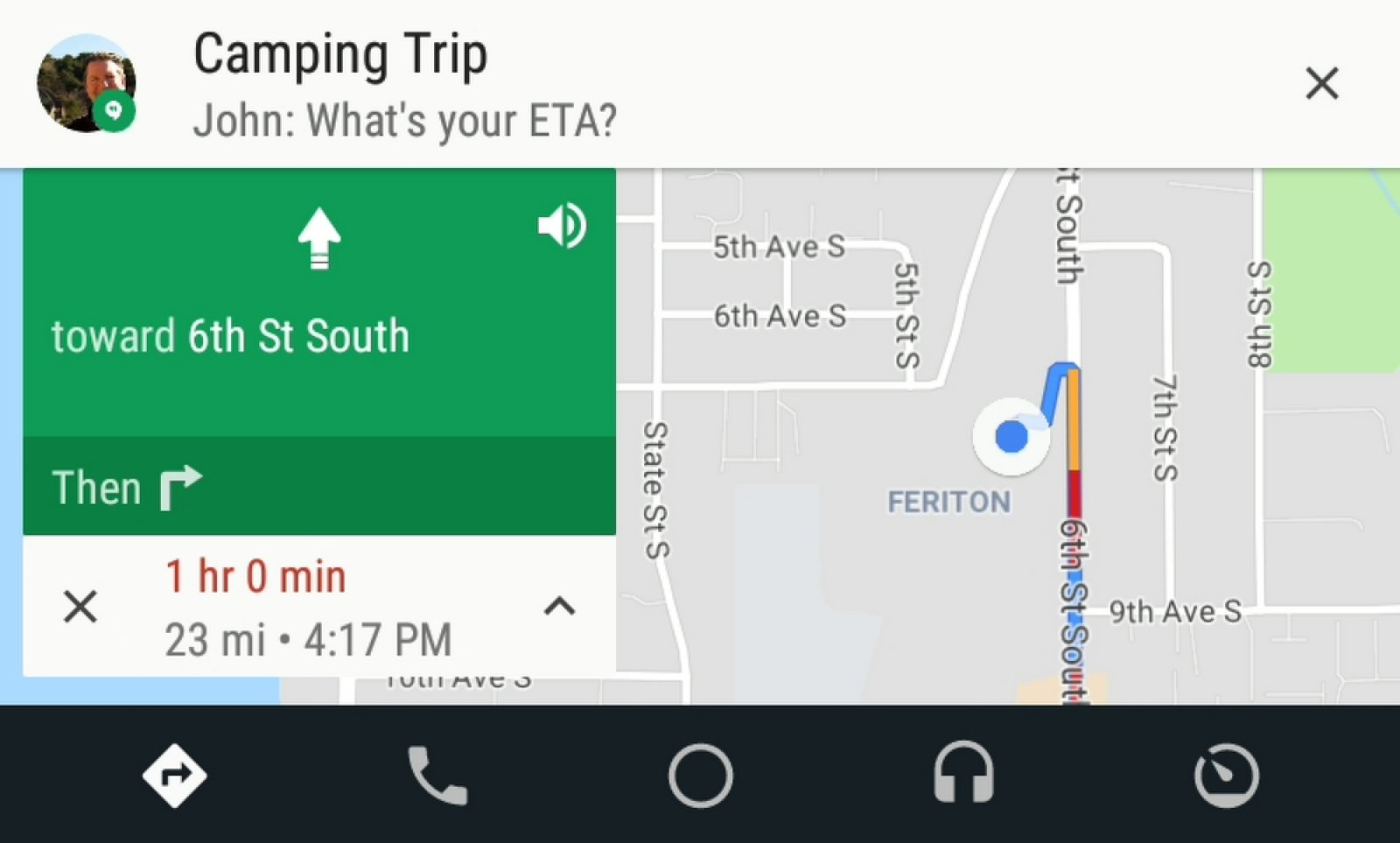 Google adds more media and messaging options to Android Auto | DeviceDaily.com