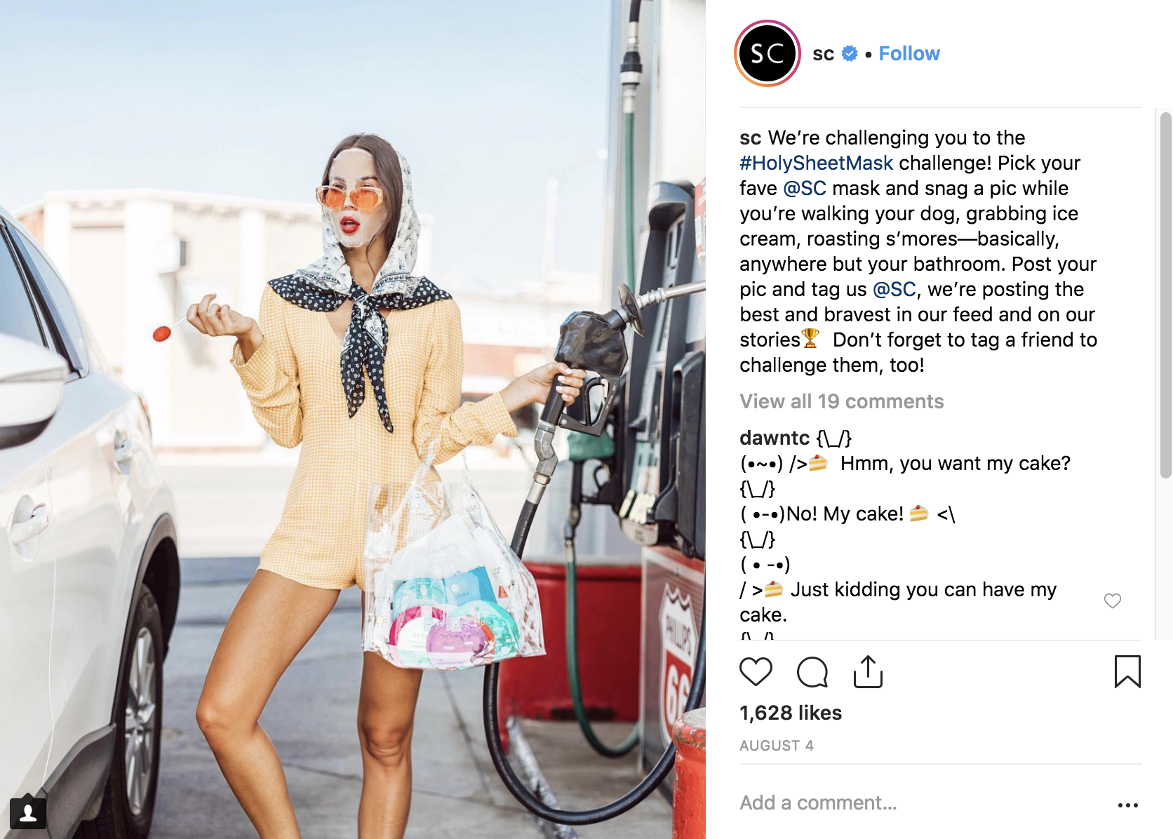 Best Instagram Campaigns 2018 - Sked Social | DeviceDaily.com