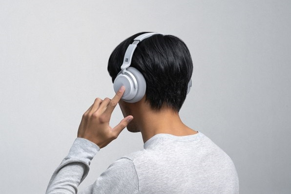 Microsoft's Surface headphones: Not Bose killers, but worth a listen | DeviceDaily.com