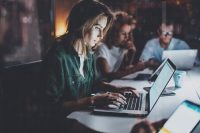 The growing force of women in tech
