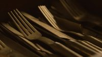 This nonprofit is turning bullets into forks to fight hunger