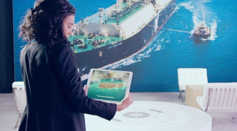 Chevron storytelling uses purposeful immersive experiences to engage stakeholders   DeviceDaily.com