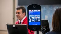 Here's a look at Delta's all-seeing, face-scanning, biometric airline terminal