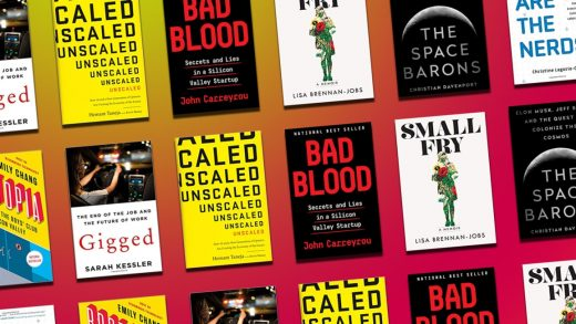 7 of the year's best books on tech