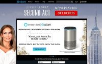Atom Tickets Adds Amazon Alexa Voice Ordering