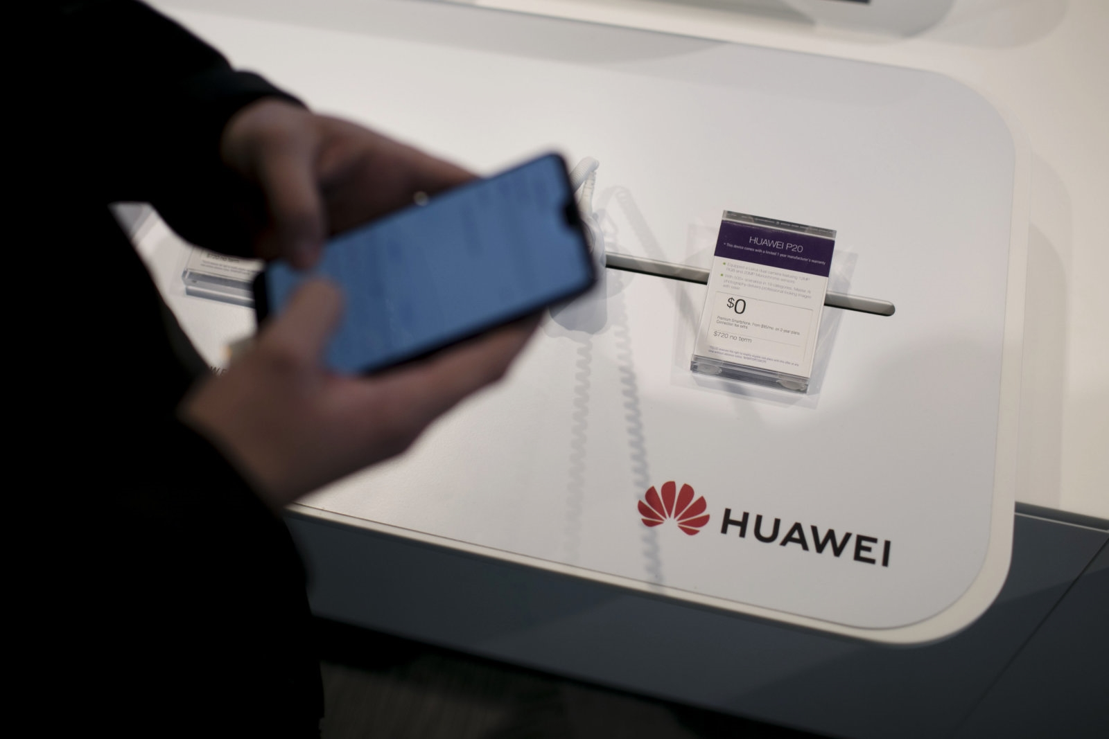 Canada arrests Huawei CFO for violating Iran sanctions | DeviceDaily.com