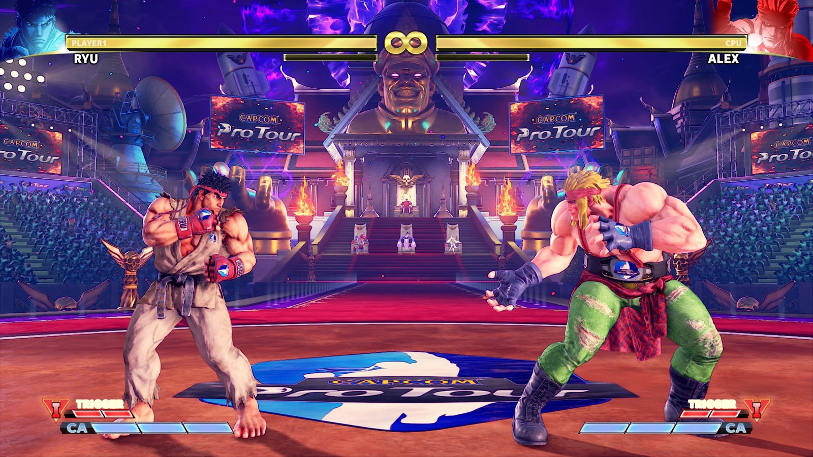 Capcom pulls in-game ads from 'Street Fighter V' | DeviceDaily.com