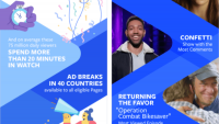 Facebook expands Ad Breaks to 14 more countries, launches Watch globally on desktop