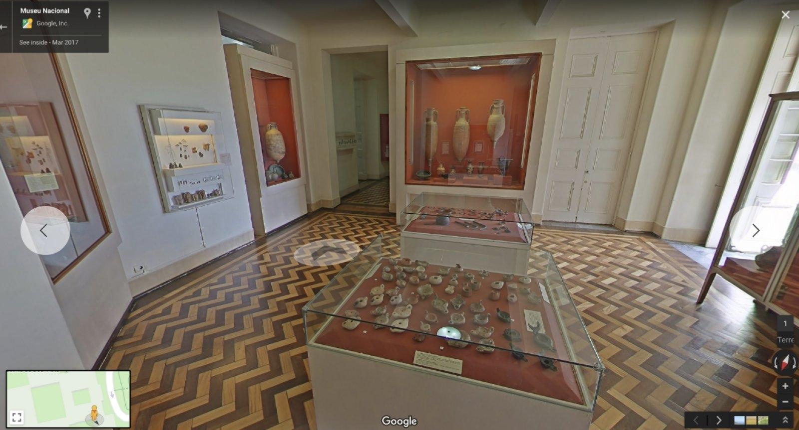 Google opens virtual version of fire-ravaged Brazil museum | DeviceDaily.com