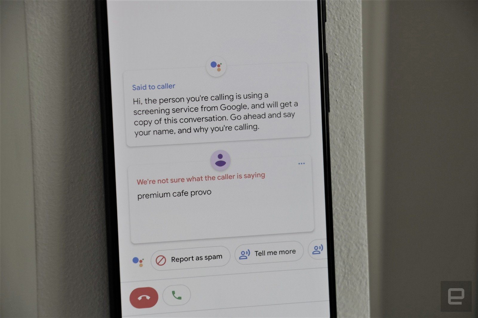 Google's call screening transcripts roll out to Pixel owners | DeviceDaily.com