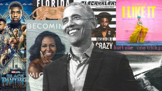 Here are Barack Obama's favorite books, movies, and songs from 2018