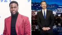 Kevin Hart's tweets are homophobic, but what about Jimmy Kimmel's blackface?