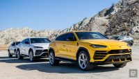 Lamborghini's Urus SUV still packs supercar power