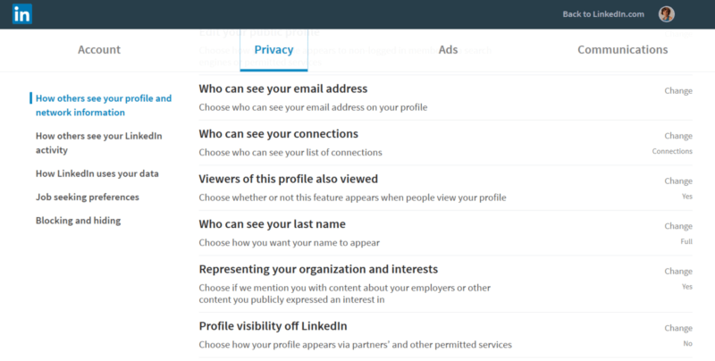 LinkedIn's new privacy setting prohibits marketers from exporting emails | DeviceDaily.com