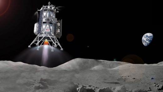 """NASA will enlist these firms to return to the Moon at """"unprecedented"""" speed"""