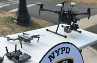 NYPD police officers will start using drones