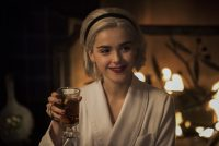 Netflix's 'Sabrina' holiday special trailer brings cheer and demons