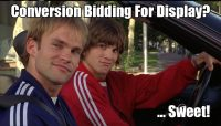 New Conversion-Based Bidding For Google Display