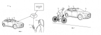 Patent describes how Lyft's self-driving cars might communicate