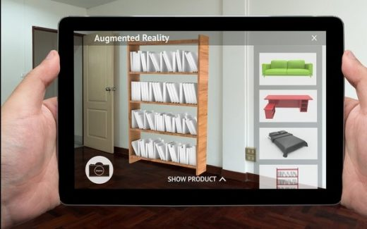 Retailers Adopting Artificial Intelligence, Virtual, Augmented Reality